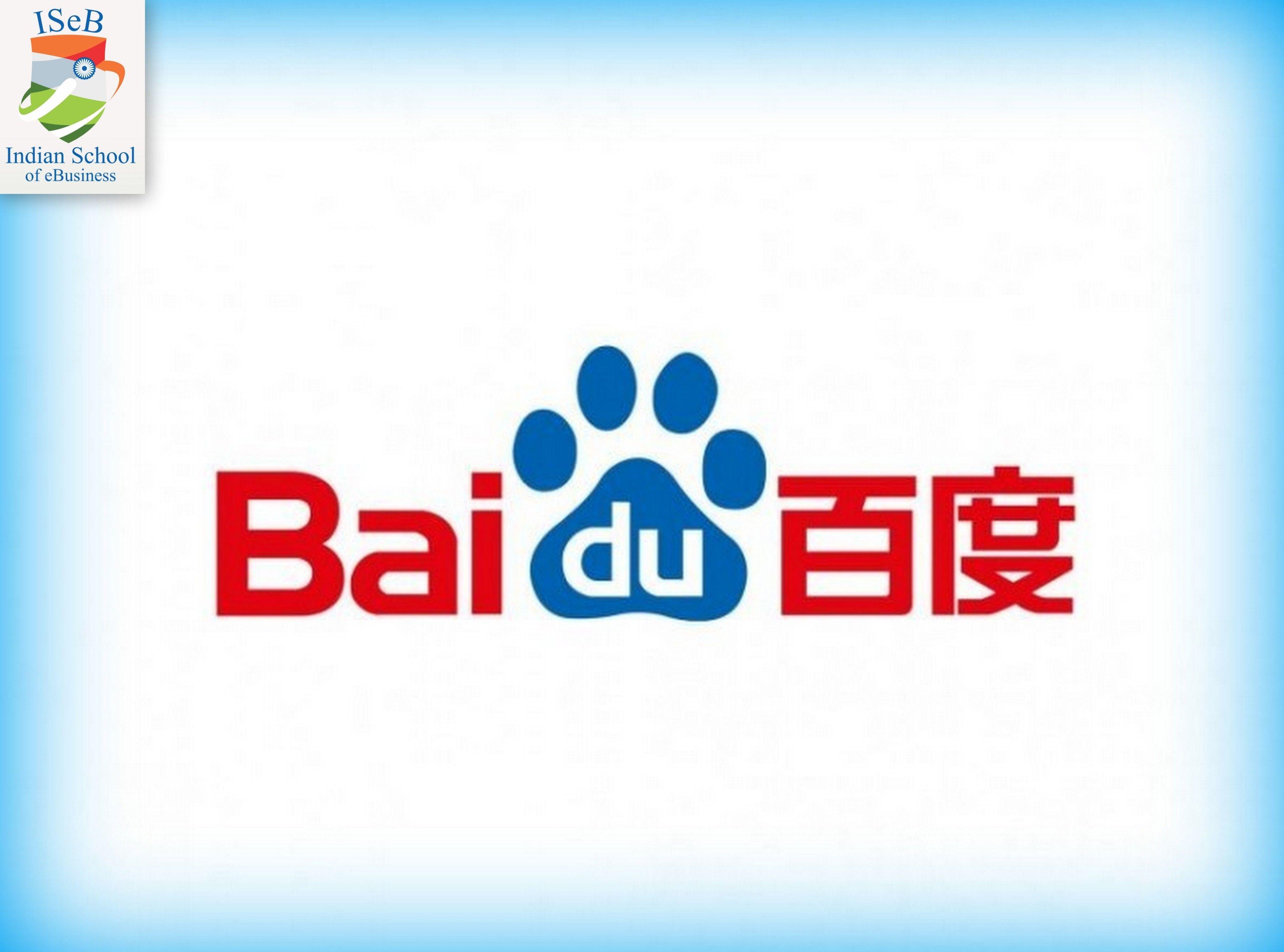 Baidu China investments India Zomato