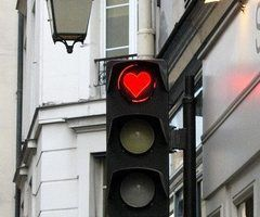 Not our typical Funky Fitting of the week but we do #love light and everyone should Stop for LOVE on Valentines Day! :)