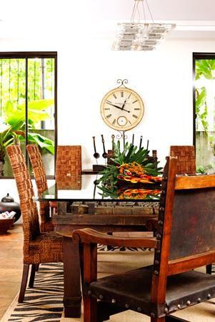 Modern Filipino Style For A Family Home Filipino Interior Design