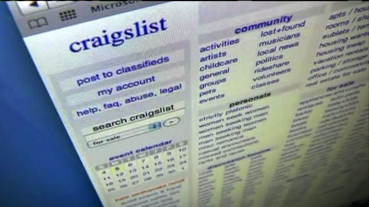 Man Selling Items On Craigslist Assaulted Robbed In Greensboro Assault Things To Sell Craigslist
