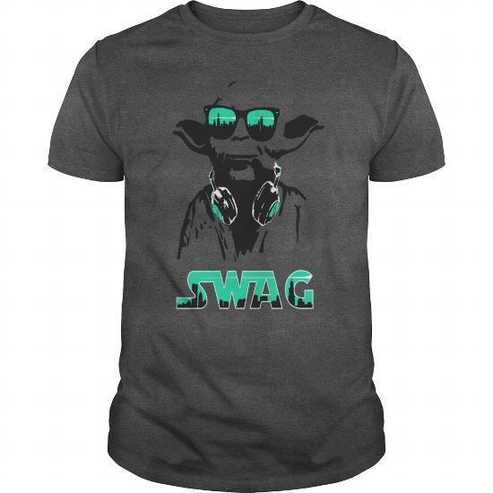 Yoda Swag Hooded Sweatshirt
