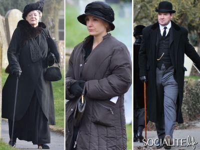 Downton Abbey Season 4 Cast | abbey season 4 spoiler is miss o brien going to die downton abbey