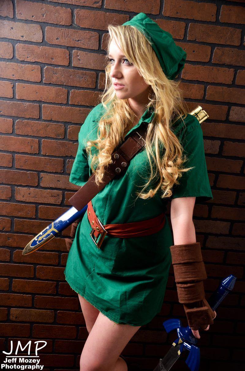 c2c9aaf2a Female Link Cosplay by HaleyHelloKitty.deviantart.com | Halloween ...
