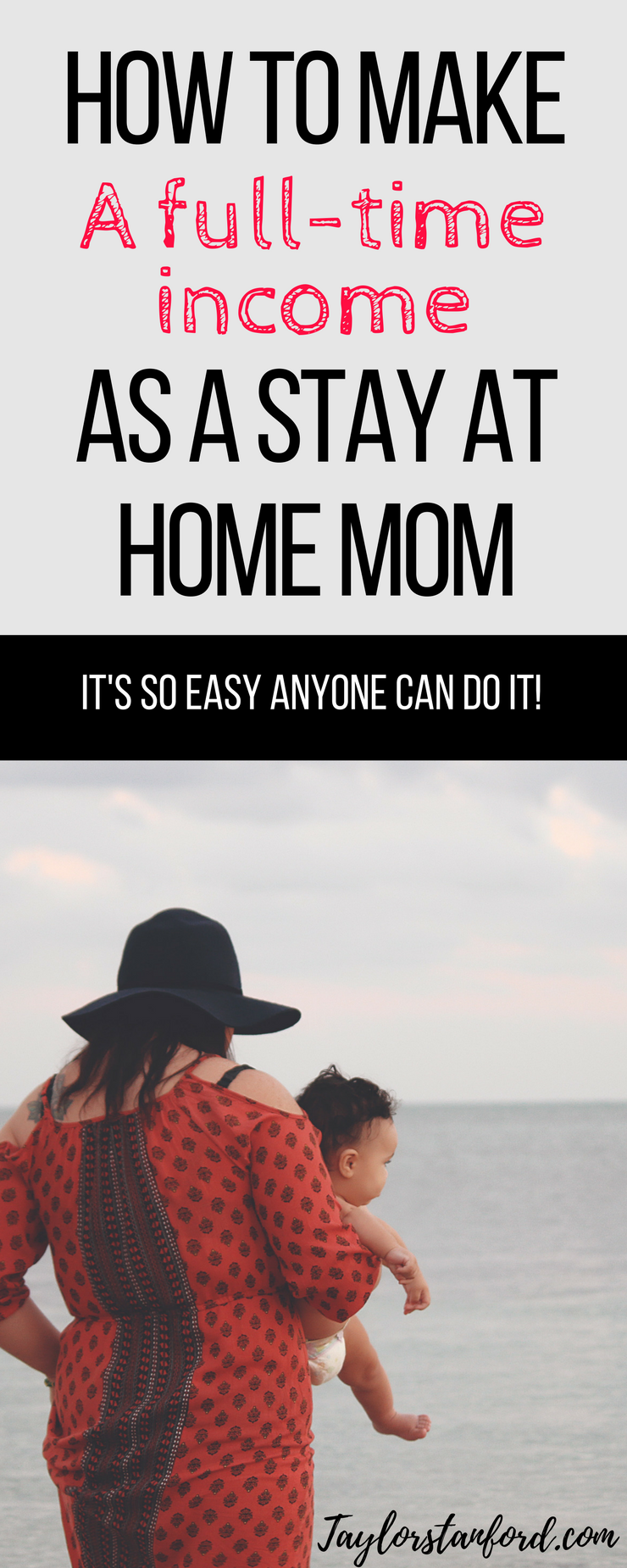 How to Make Money as a Stay at Home Mom. Real jobs that pay real ...