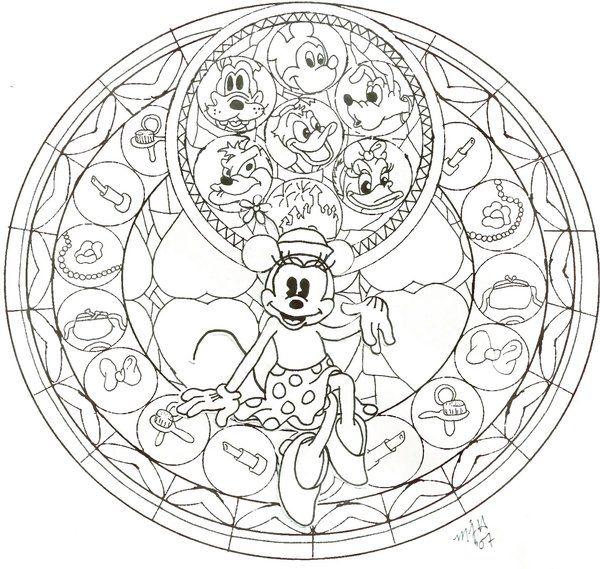 Pin de rociosalazar en Disney | Pinterest | Mandalas, Estrés y Dibujo