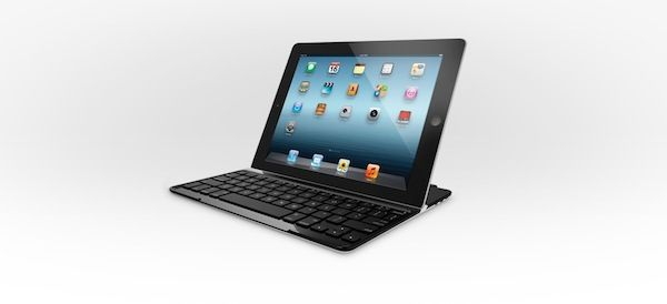 Logitech Ultrathin Keyboard Cover, una funda con teclado ultrafino para iPad