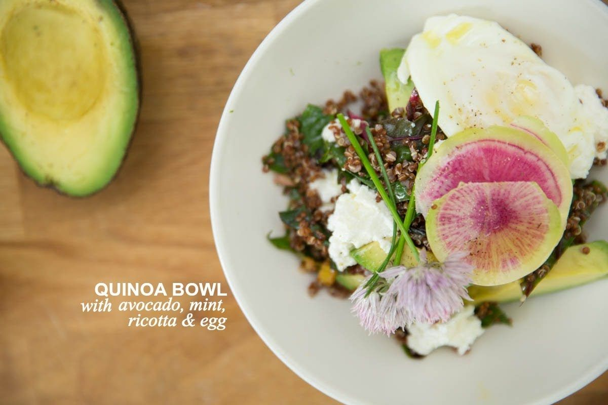 Summer quinoa salad a power food packed meal thats perfect for summer quinoa salad a power food packed meal thats perfect for warm weather forumfinder Choice Image