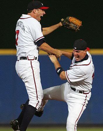 Love Them 3 Chipper Jones Atlanta Braves