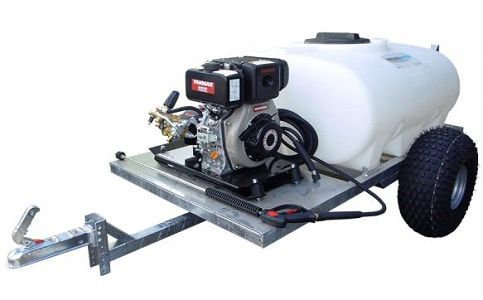 700 Litres Towable Pressure Washer This Pressure Washer Is A Cost Effective Solution To Cleaning Tasks That Require High Pressure Atv Hyundai Veloster Bowser