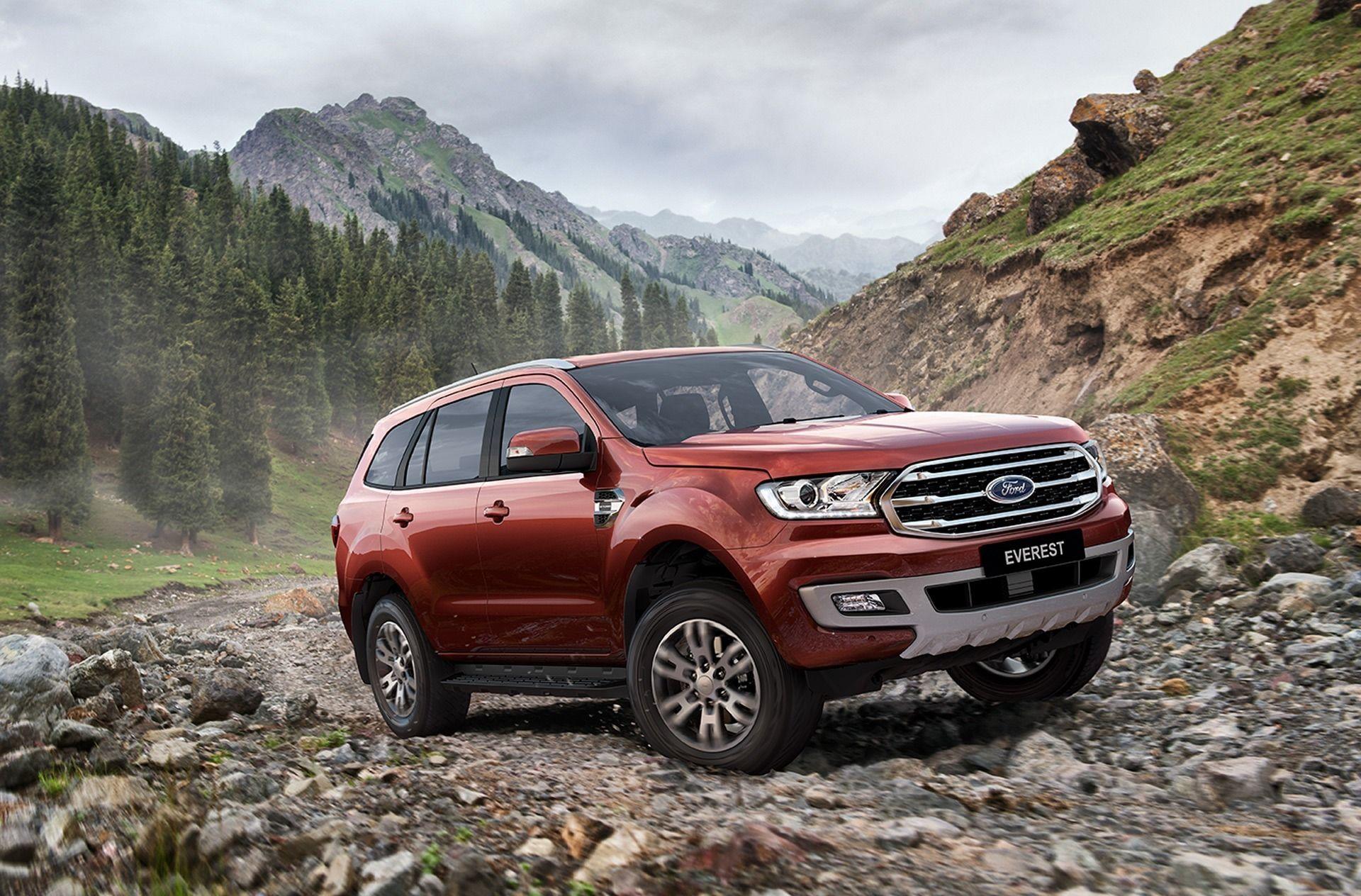 New 2019 Ford Everest Overview Camionetas Autos Carros Y Motos