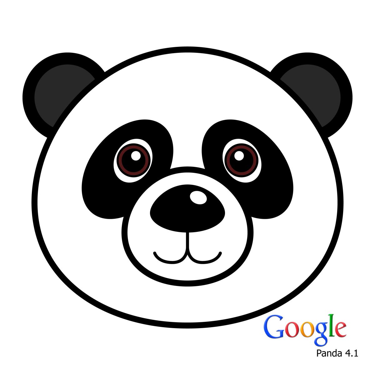 Google Panda 4 1 A The Good The Bad And The Penalty Panda Illustration Panda Artwork Cute Panda