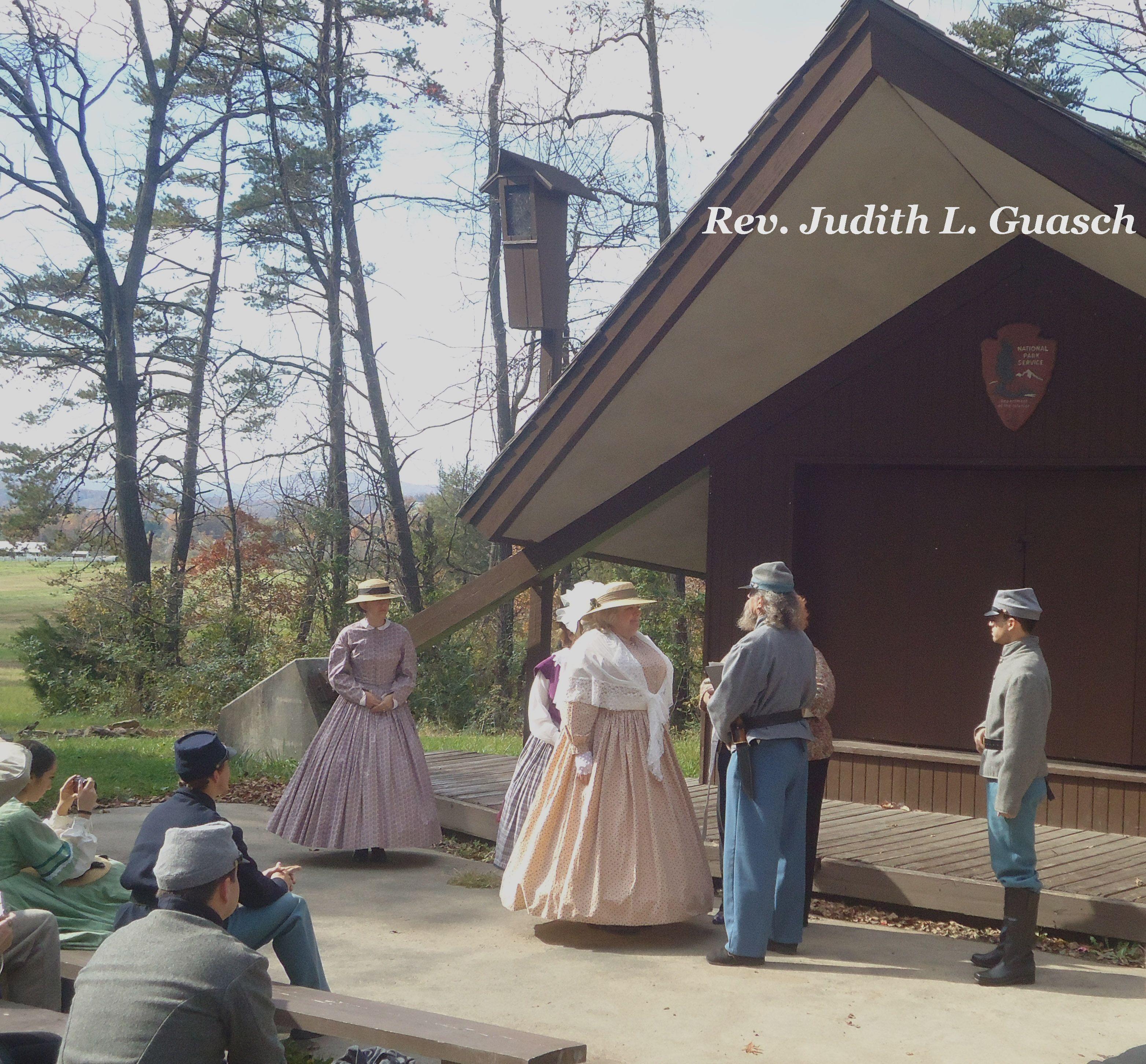 Civil Wedding Ideas: Civil War Wedding In Gettysburg, PA