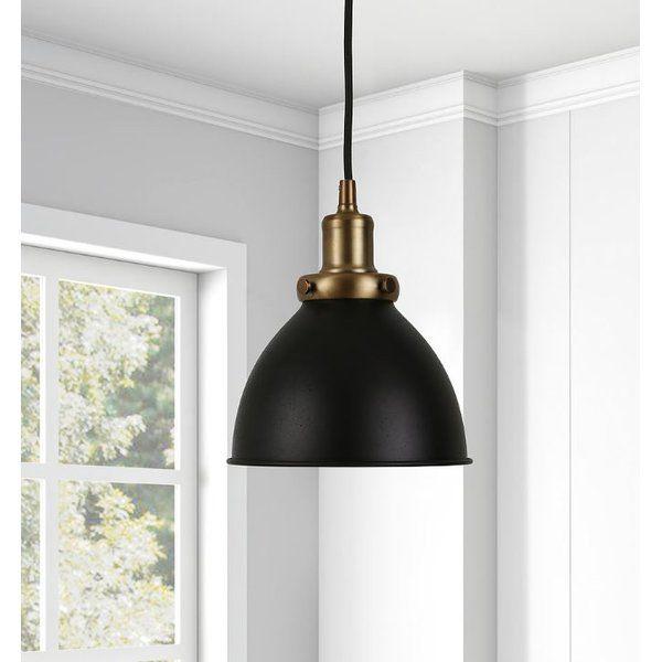 bodie 1 light bell pendant in 2019 kitchen remodel brass pendant rh pinterest com