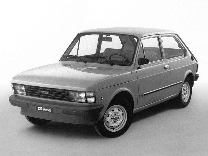 Fiat 127 Diesel 1981 1983 Alte Autos Oldtimer Autos
