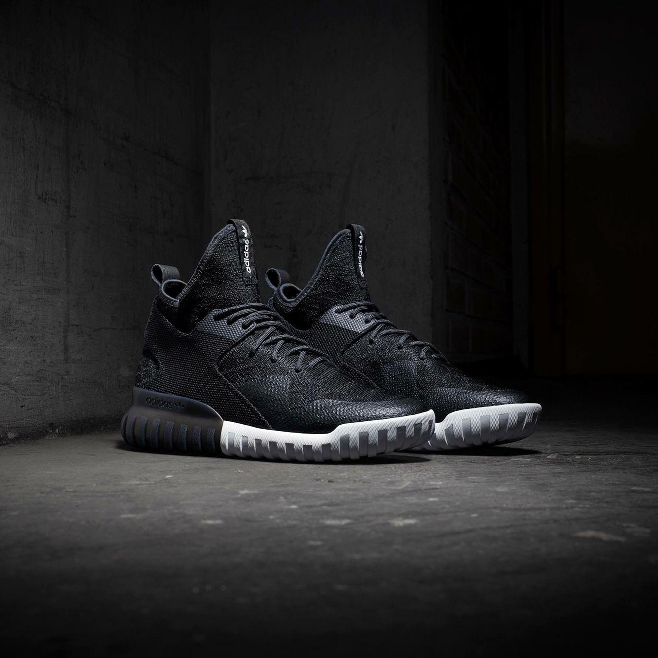 adidas Originals Tubular X  Black Snakeskin   875500711072