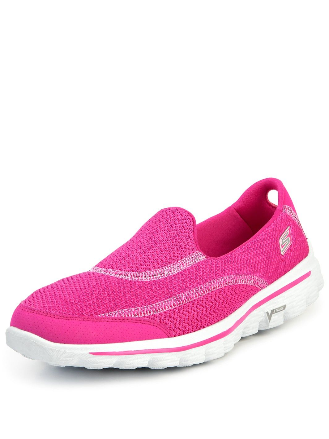 dfda4d8592831 Seriously, the most comfortable shoes ever! Even after 12 hour shifts my  feet feel great. Skechers Go Walk 2 Pumps