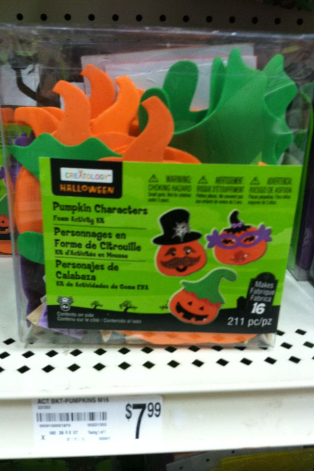 Foam crafts From Michaels Halloween Carnival Ideas Pinterest - halloween michaels