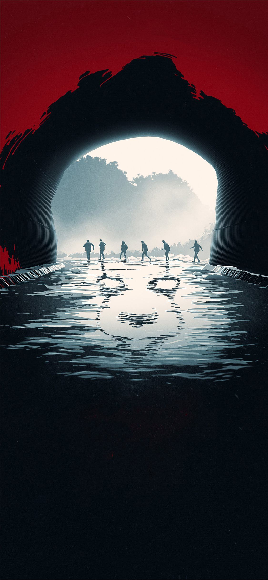 It Chapter Two 2019 Poster Wallpaper Scary Wallpaper Live Wallpaper Iphone Movie Wallpapers
