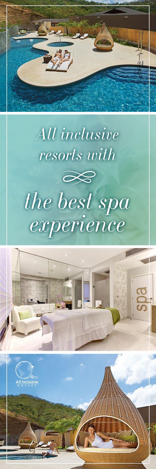 Best All Inclusive Spa Resorts All Inclusive Outlet Blog Resort Spa All Inclusive Resorts Resort