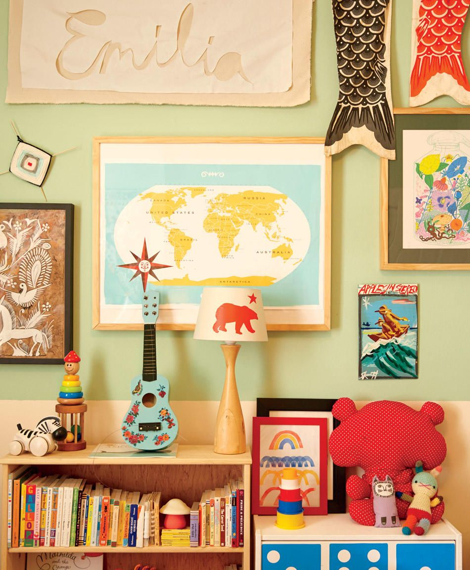 21 Inspiring Nursery Wall Decor Ideas | Nursery wall decor, Wall ...