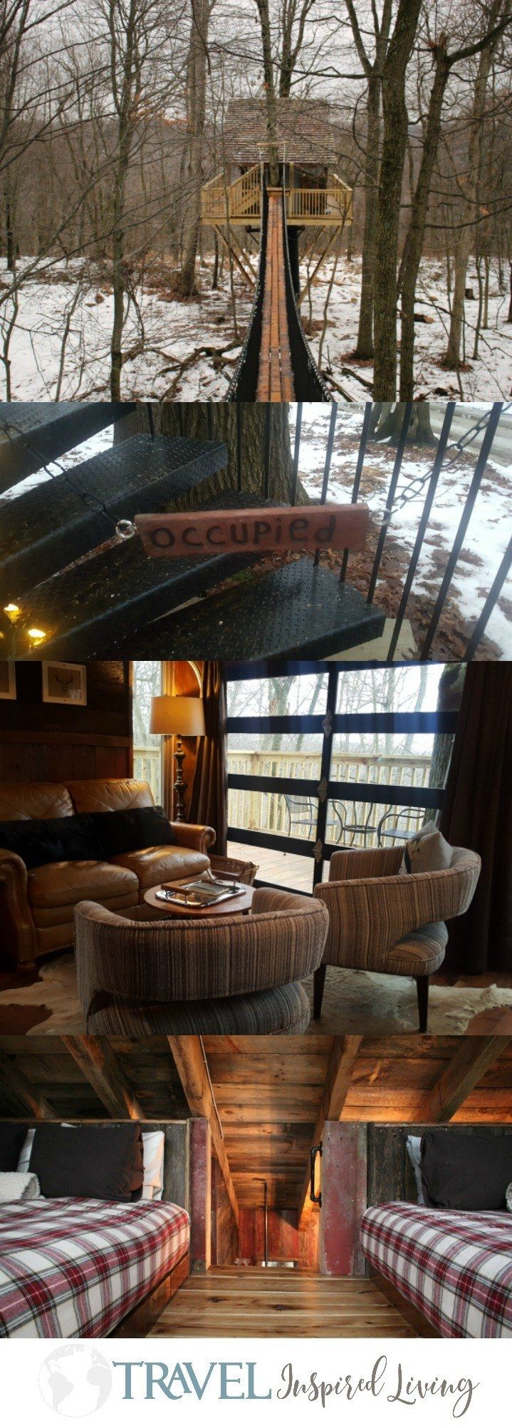 Treehouses in Ohio: The Tin Shed Treehouse Review (With ...
