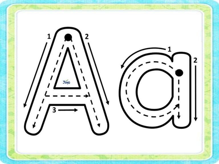 abecedario – Profe Yano