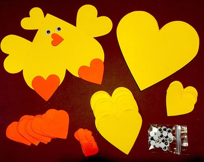 Easter crafts for toddlers