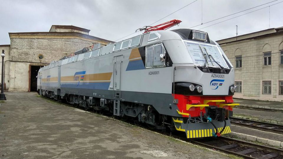 ICYMI: Alstom delivers first freight locomotive to