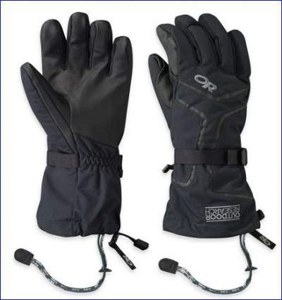 Outdoor Research Highcamp Gloves for men