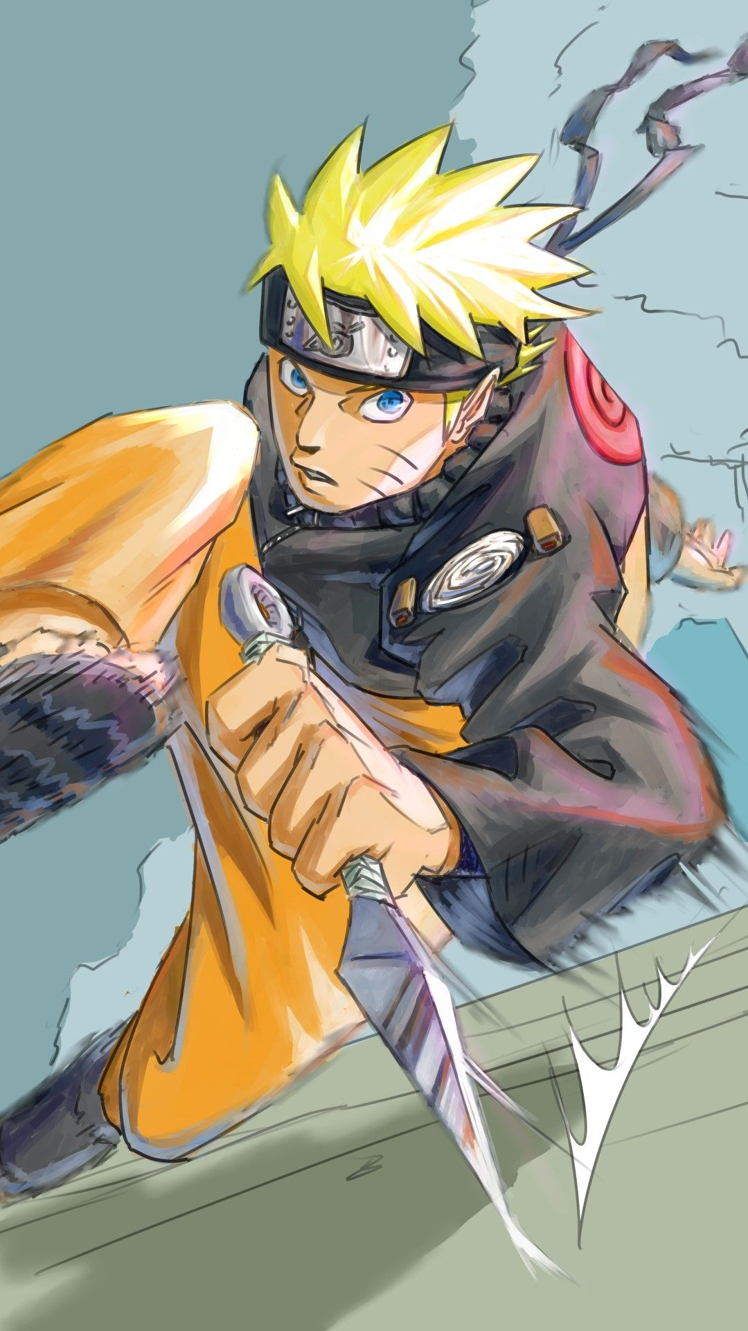 Wallpaper Phone Naruto Full Hd With Images Kawaii Anime