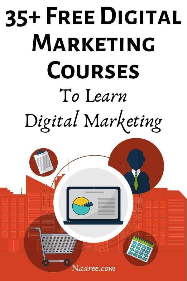 30+ Awesome, Free Digital Marketing Courses Online