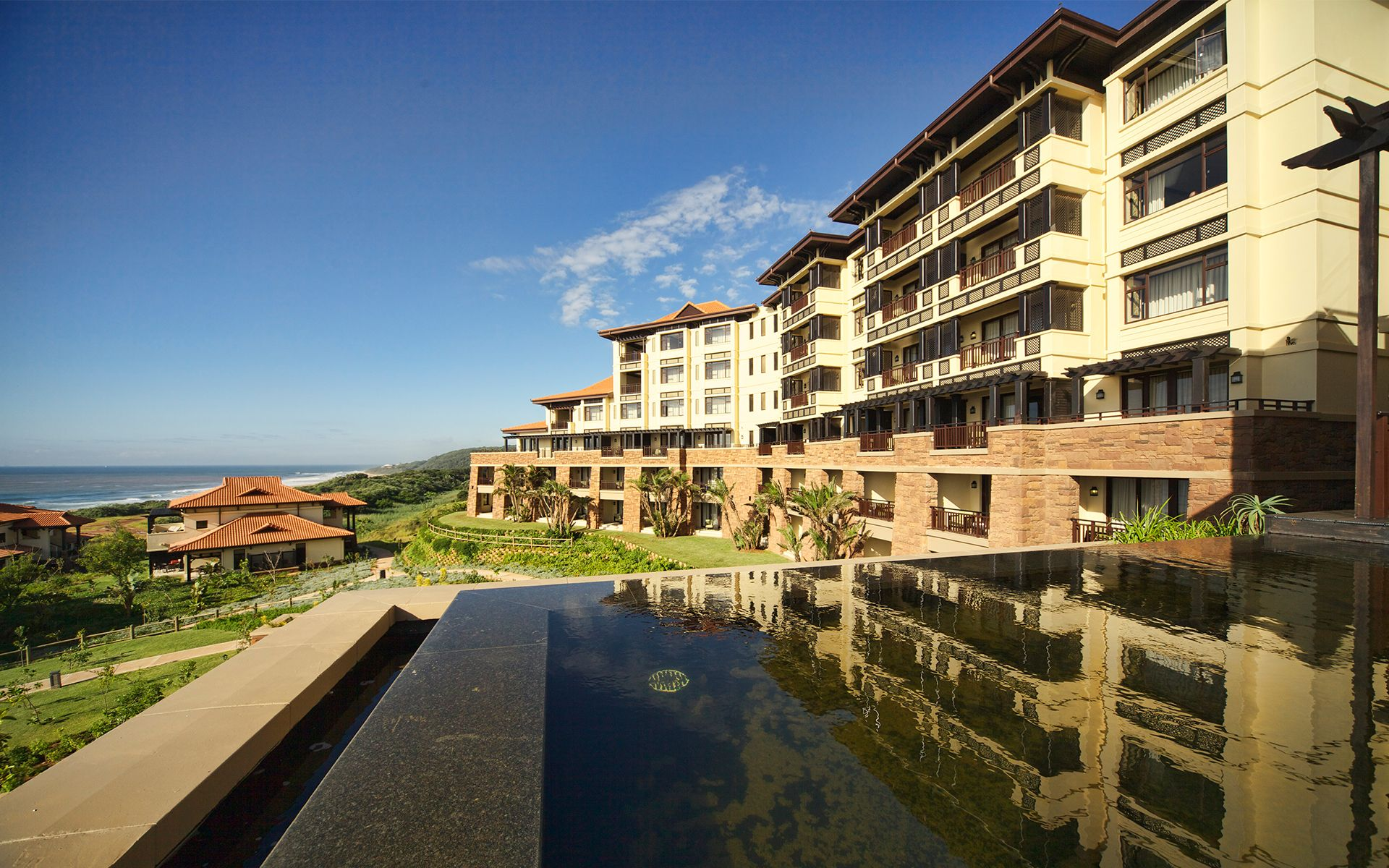 Fairmont zimbali resort south africa dsa architects - Fairmont hotels and resorts head office ...