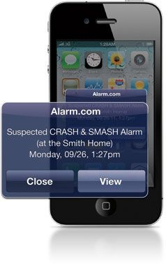 Alarm Com Offers The Only Security System With Patented Technology To Protect Against Criminals Disabling V Home Safety Tips Home Security Tips Home Protection