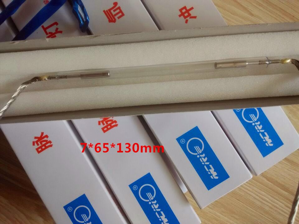 Photo of 7x65x130mm good xenon pulse laser ipl lamp