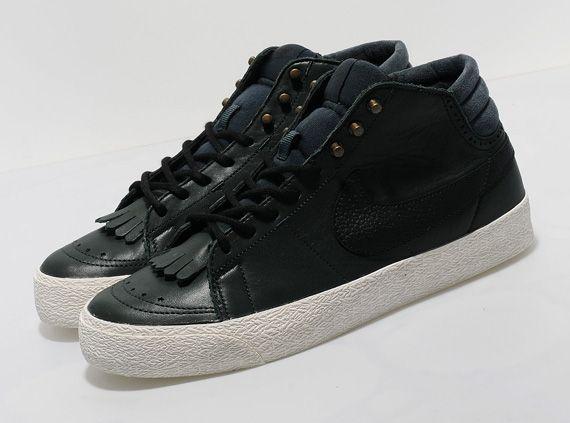 Nike Blazer Mi Lr Kiltie Mocassin