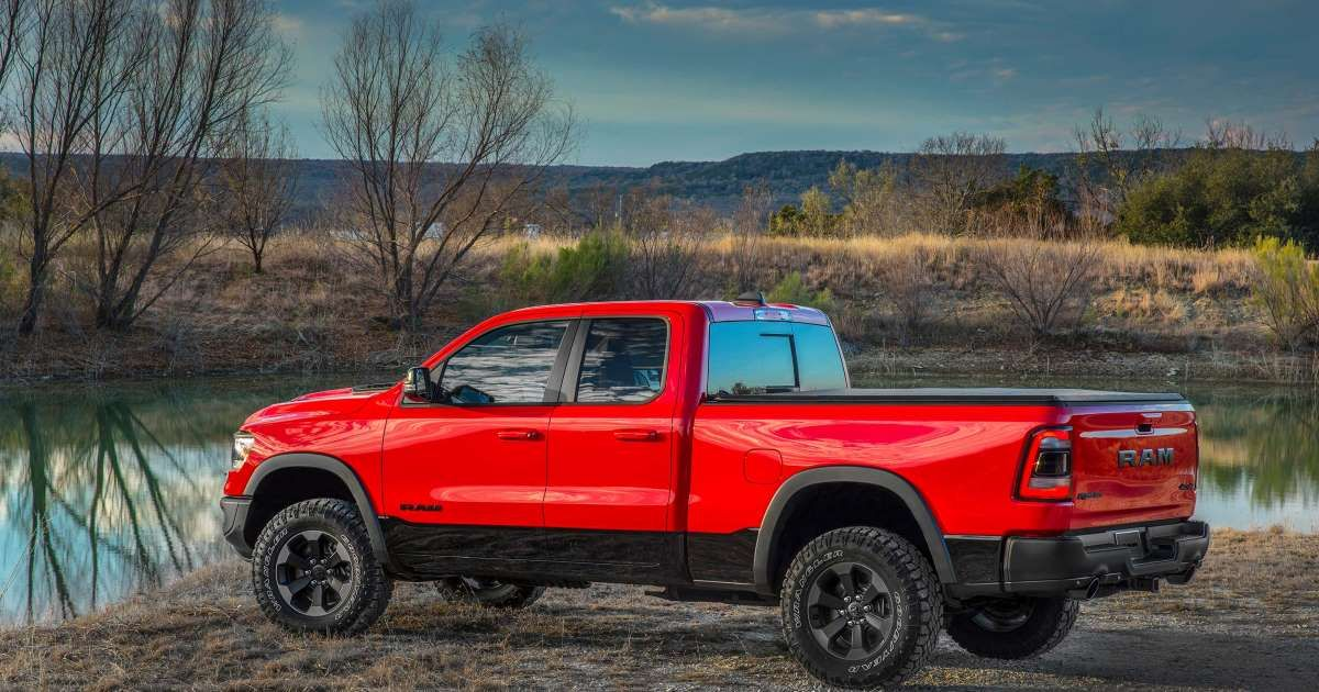 This is how much you save buying a used truck Pickup