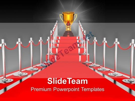 red carpet award ceremony powerpoint templates ppt backgrounds for, Presentation templates