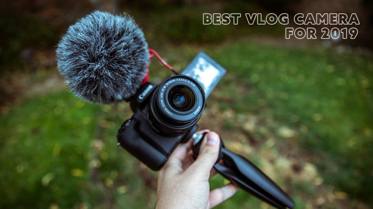 Best Vlog Camera For 2019!? Canon EOS M50 | Going Video | Eos