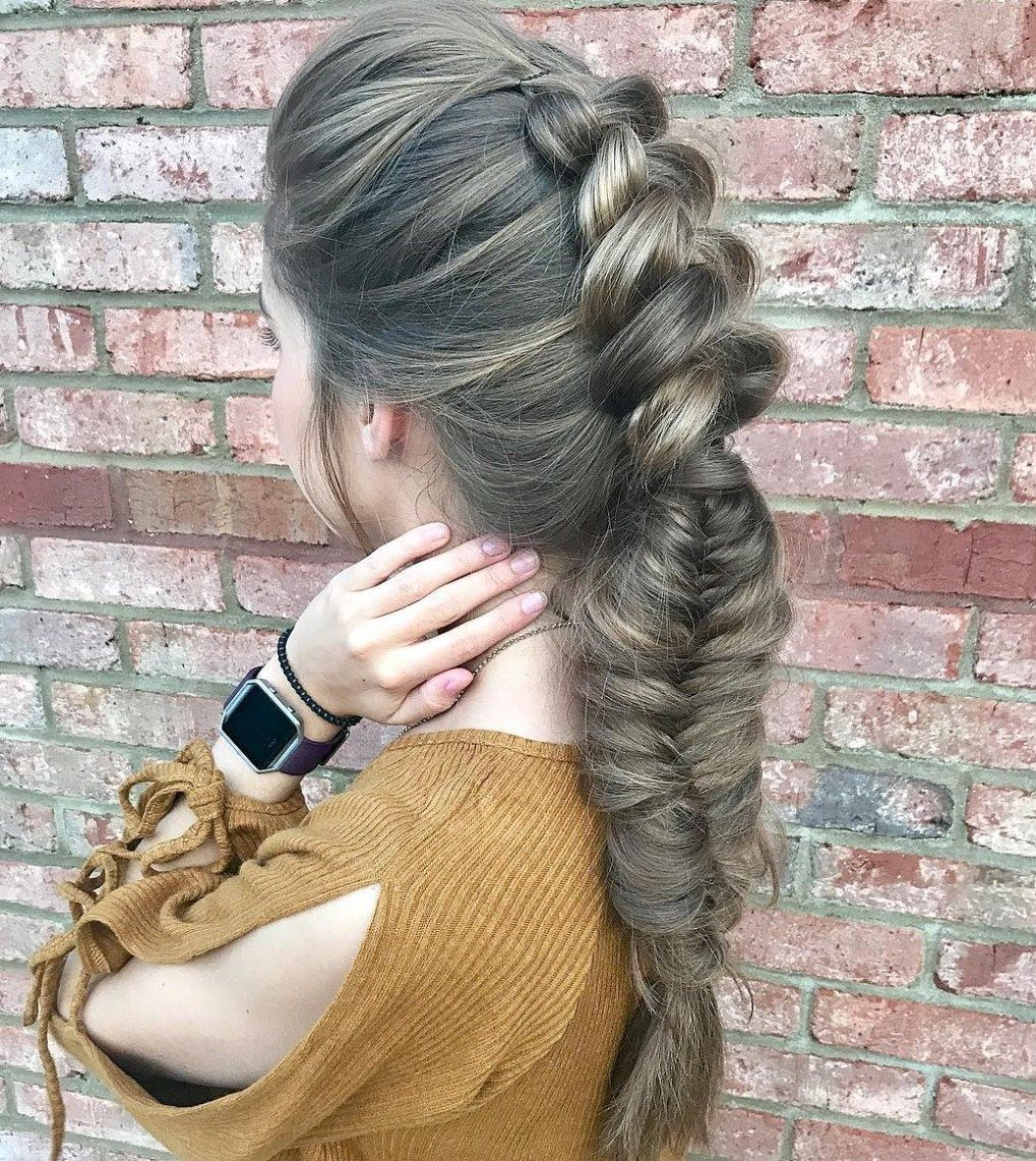 20 Trendy Back to School Hairstyles | Back to school hairstyles, Hairstyles for school, Medium ...