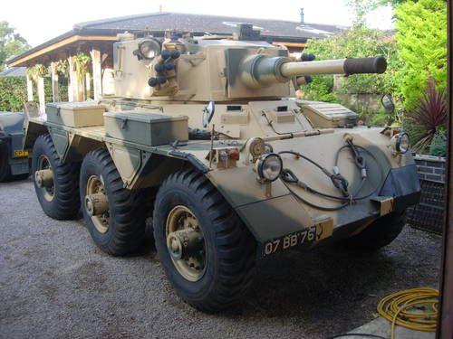 Alvis Saladin Armoured car For Sale (1959) | alvis | Armored