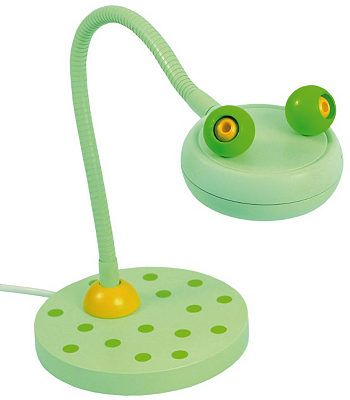 NIERMANN Tischlampe Frosch