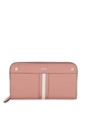 01ba665e810 BALLY Grosvenor Leather Zip-Around Wallet.  bally  wallet