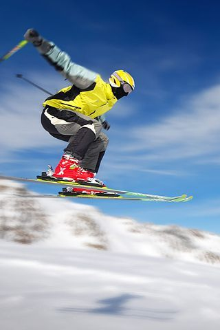 Pin By R B Authority On Extreme Sports Ski Jumping Skiing Hd Wallpaper Roid
