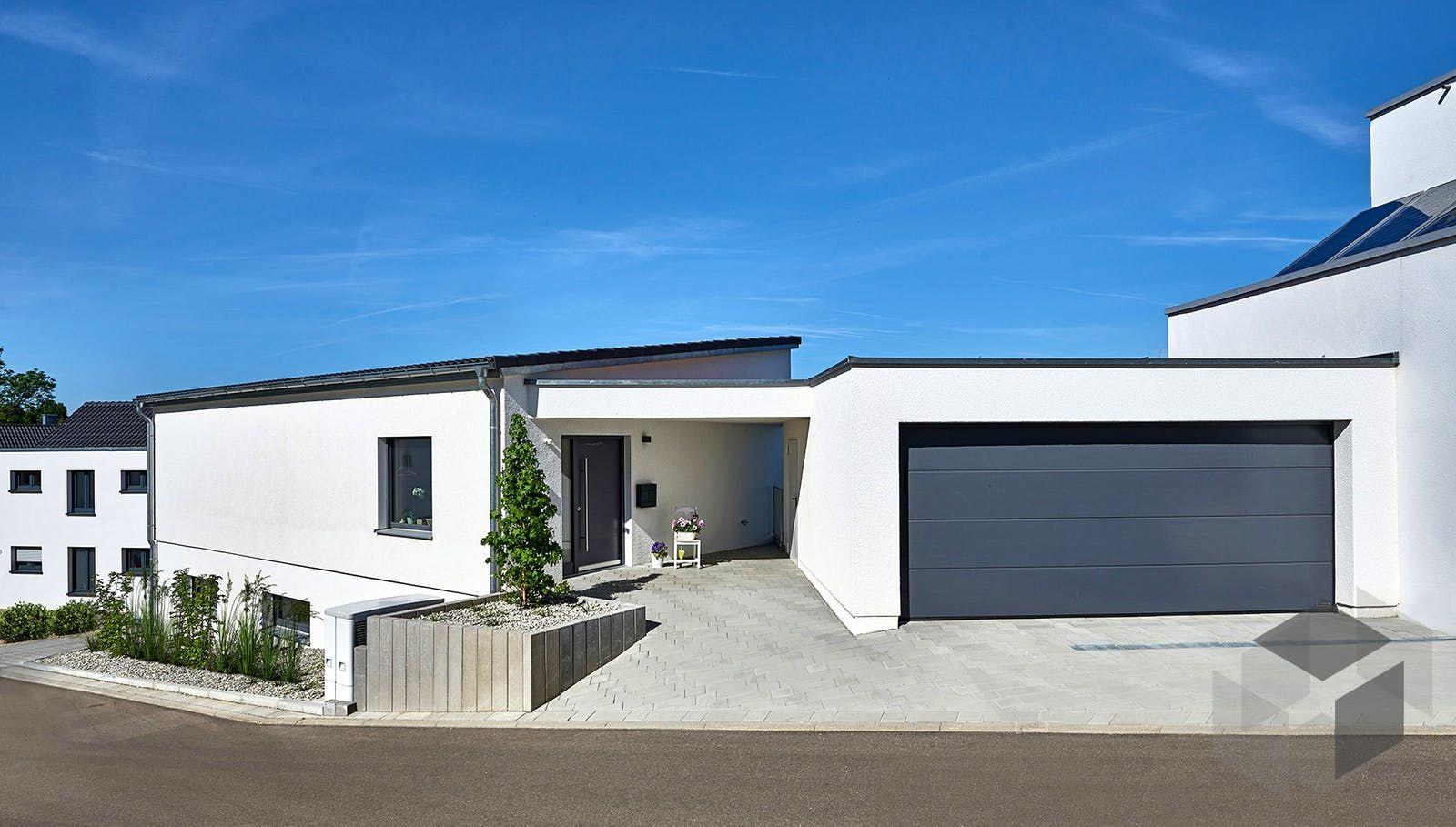 50+ Haus mit integrierter garage ideen