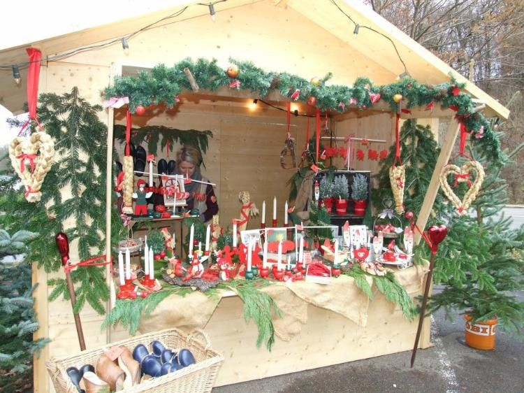 Weihnachten weihnachtsmarkt hütte stand mieten stuttgart ulm göppingen kirchheim