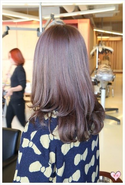 10 Volume Rebond Ideas Hair Styles Long Hair Styles Medium Hair Styles