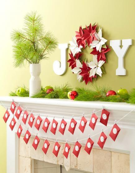 50 Gorgeous Holiday Mantel Decorating Ideas Mantels