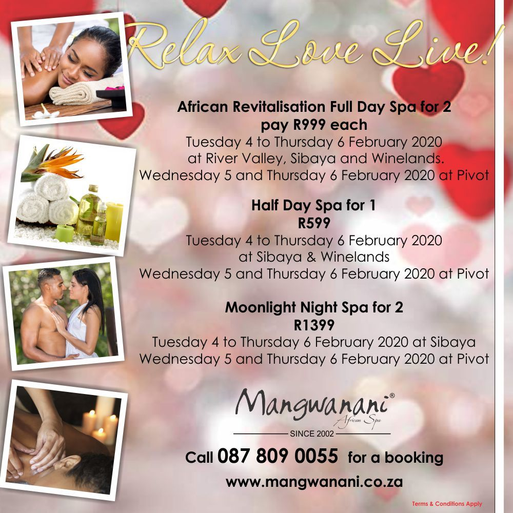 Celebrate Love This Week Spa Day Spa Packages Book Agents