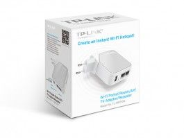 Tp Link Tl Wr710n Wi Fi Pocket Router Ap Tv Adapter Repeater Tp Link