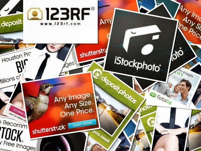 Microstockr -ohjelmalla voit seurata kuviesi myyntitapahtumia kuvapankeissa